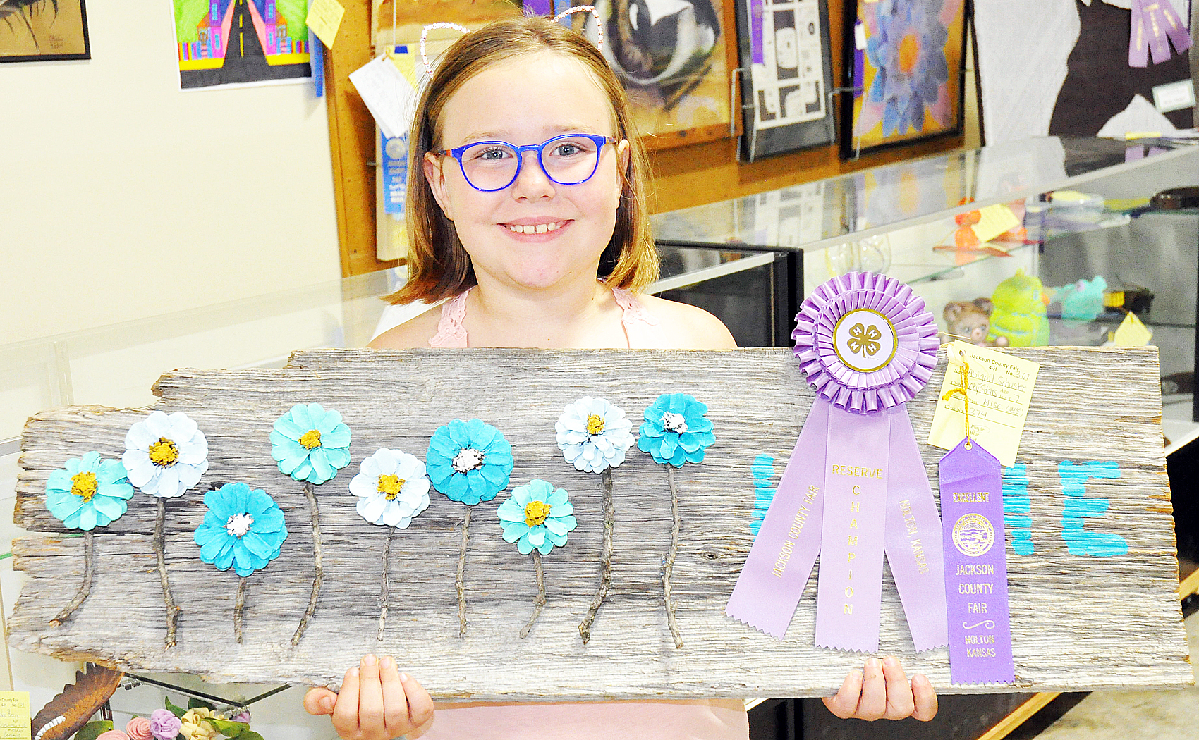 Abigail Schuster - Arts and Crafts