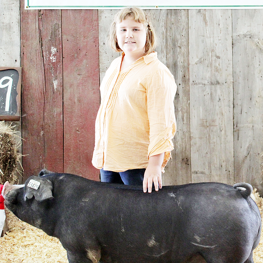 Hannah Myers - All Other Breeds Market Hog
