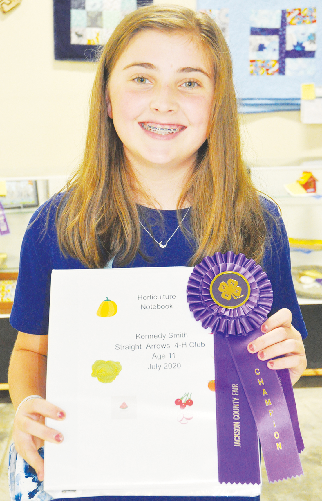 Kennedy Smith - Horticulture Notebook