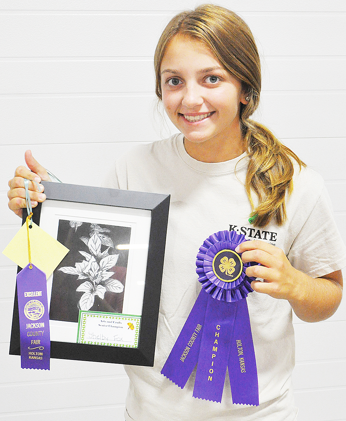 Shelby Fox - Senior Arts and Crafts