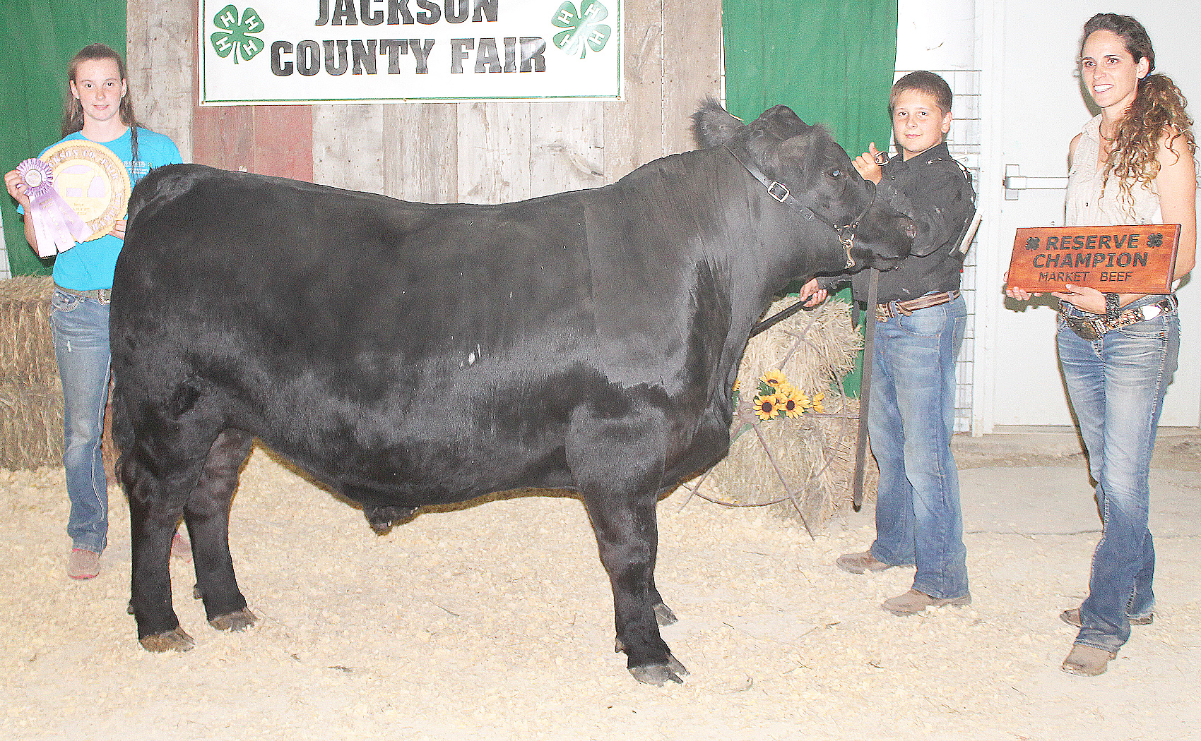 Cole Kucan - Reserve Champion Market Beef (Angus)