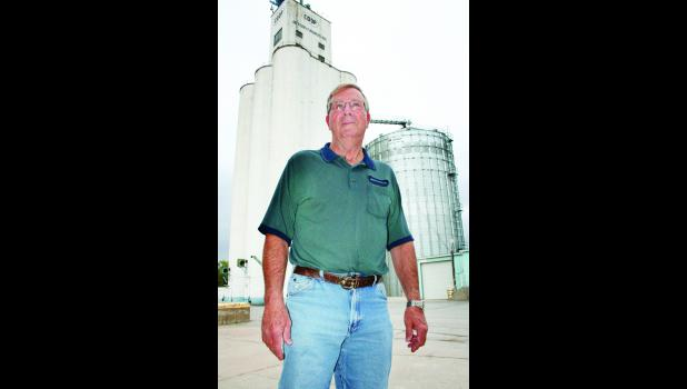 A retirement reception for Gary Amon, operations manager at Jackson Farmers in Holton, is planned for Thursday afternoon. Amon is retiring from the co-op after 42 years of service.