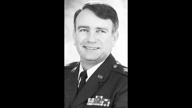 Lt. Col. James L. Clowers 1937-2019