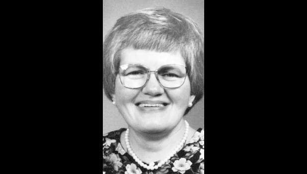 Mary Pace 1939-2018