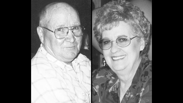 Jake (left) and Nancy Fraser