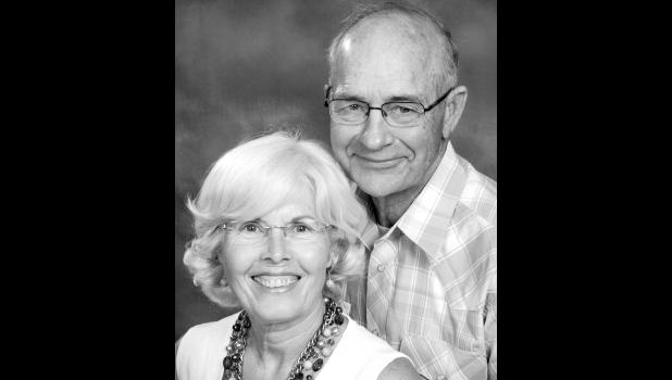 Larry and Nancy Rilinger of Goff