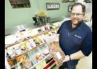 Holton native Chad Bontrager is the new owner of Yoder Meats, it was reported. (Photo courtesy of The Hutchinson News)