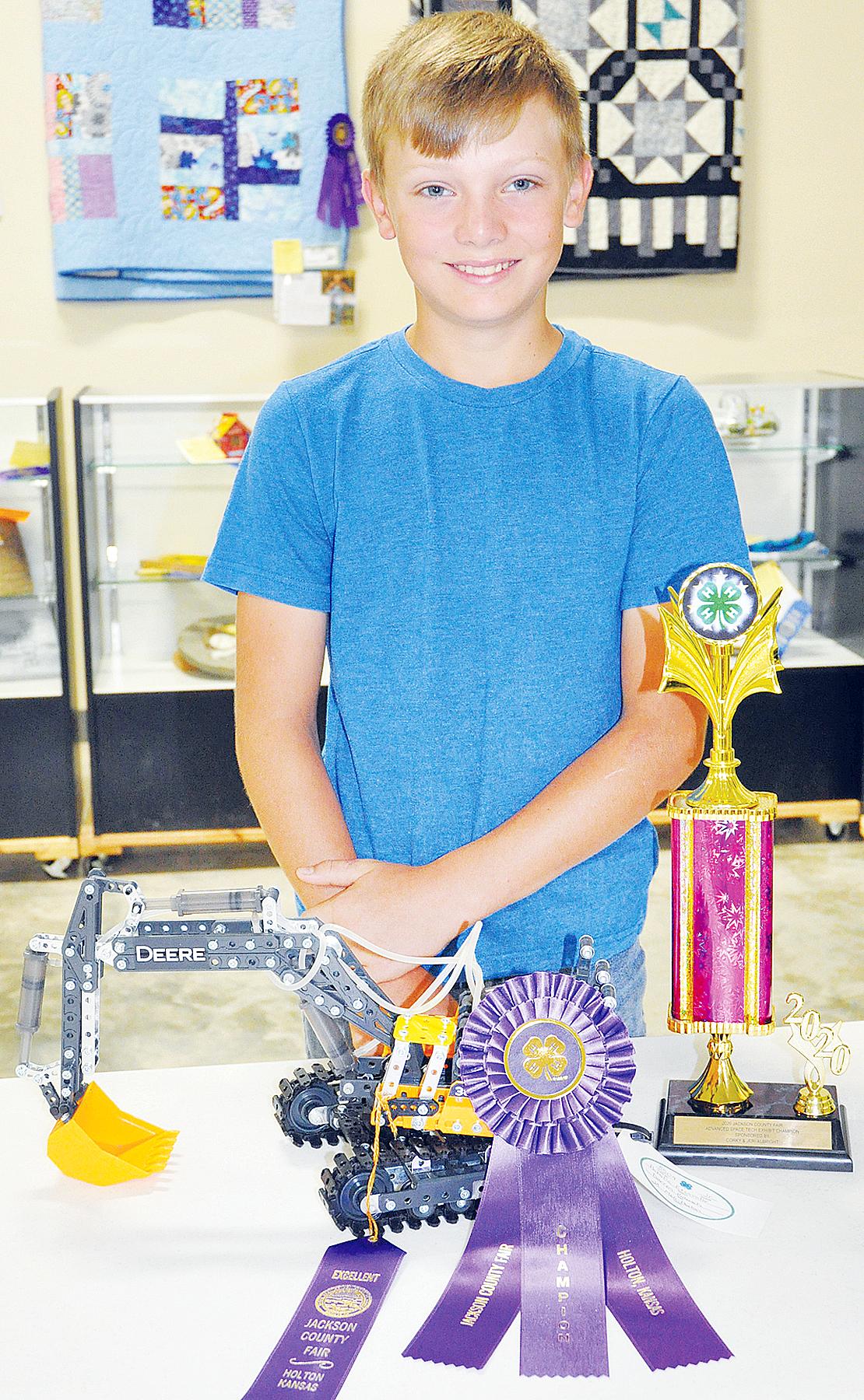 Darren Bausch - Junior Robotics