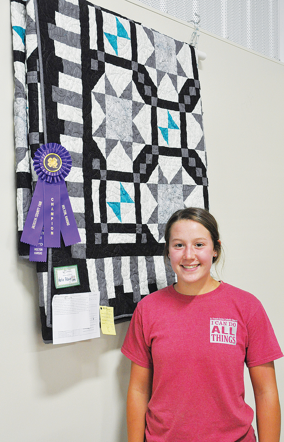 Karlie Albright - Advanced Patchwork and Quilting