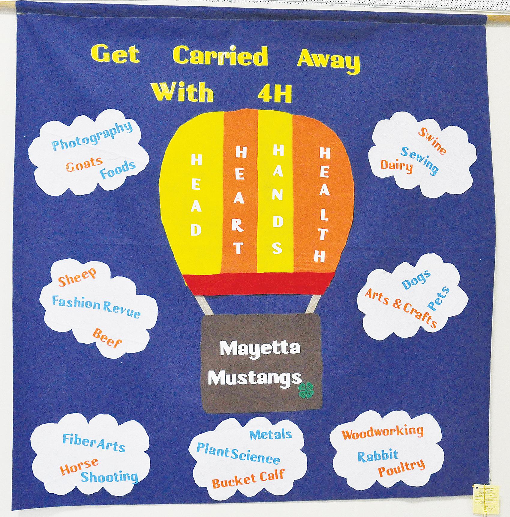 Mayetta Mustangs - Banner