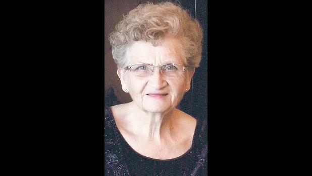 Naomi Cappleman 1935-2021