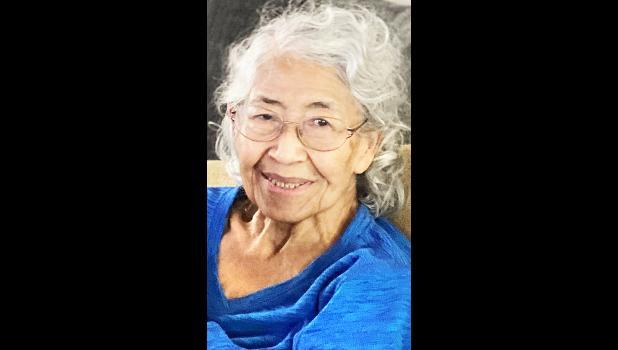 Carlotta Johnson 1931-2021
