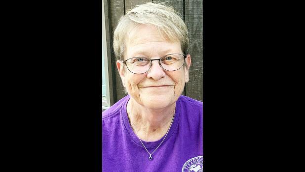 Linda Mitchell 1951-2021