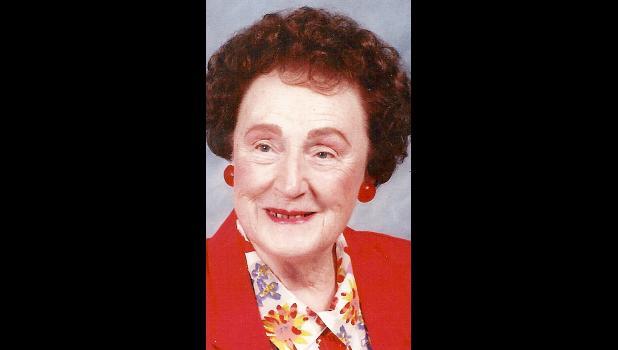 Sarah Rainey 1919-2021